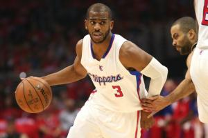 Take a look at Chris Paul on Lip Sync Battle