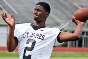 Four-star QB Lowell Narcisse commits to LSU