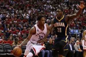 NBA: Referees missed foul on Pacers' Mahimni