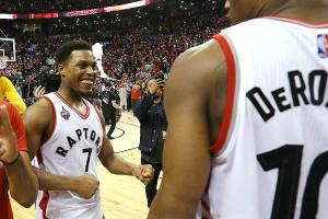 Raptors can now take a breath, turn focus to Heat