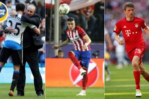 Around Europe: Relegation races, UCL selections