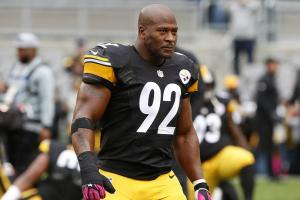 Steelers LB James Harrison to play in 2016