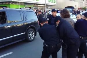Olympic gold medalist wrestler fought police
