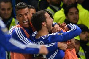 Watch: Telemundo's incredible call of Hazard goal