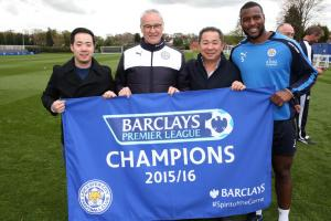 Plaudits pour in for Leicester manager Ranieri