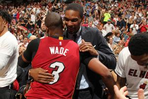 Heat announce Bosh will miss playoffs