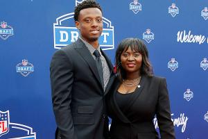 Eli Apple's mom on her draft night experience