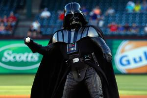 Sports world celebrates Star Wars Day