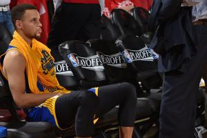 Kerr: Still no timetable for Steph Curry's return