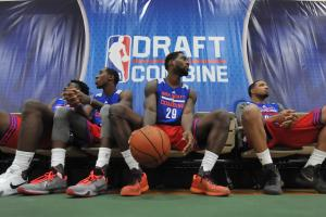 NBA releases names of draft combine participants