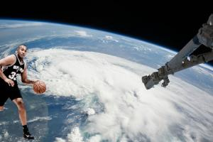 Boris Diaw says he wants to go to space