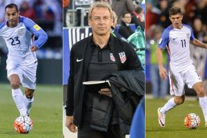 Stock watch: USA Copa America roster