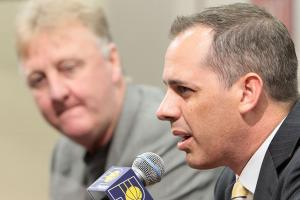 Bird, Pacers fire talented coach in Frank Vogel