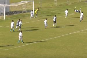 Watch: Gremio U-14 player scores on scorpion kick