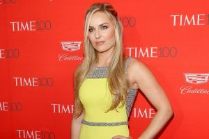 Lindsey Vonn served as Vanilla Ice's hype woman