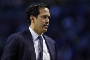Erik Spoelstra disturbed by Frank Vogel firing