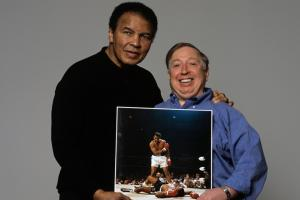 SI Media Podcast: Featuring Neil Leifer on Muhammad Ali