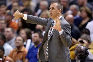 Indiana Pacers fire head coach Frank Vogel