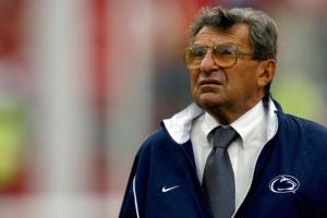 Paterno was told about Sandusky sex abuse in 1976