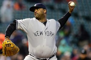 Yankees place CC Sabathia (groin) on 15-day DL