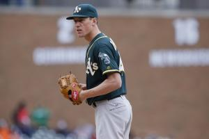 A's P Chris Bassitt to undergo Tommy John surgery