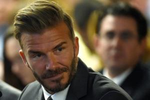 David Beckham, Miami have MLS stadium talk issues