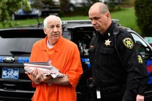 Assistants at Penn State witnessed Sandusky abuse