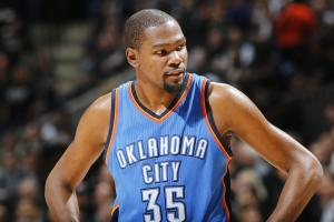 Report: Spurs could be interested in Kevin Durant