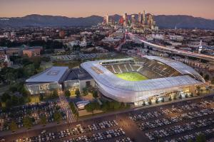 LAFC gets final approval to build its MLS stadium