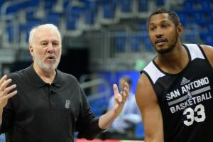 Gregg Popovich has weight loss plan for Boris Diaw