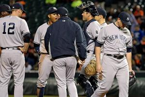 Tired bullpen logic costs Yankees in Baltimore