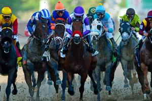 Nyquist answers the call in winning Kentucky Derby