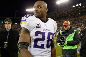 Adrian Peterson: Vikings can win everything