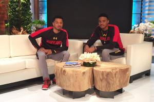 Jared Nickens & Jaylen Brantley