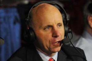 Sean McDonough's new role as the voice of MNF
