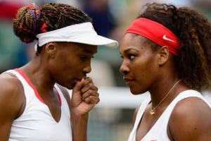 Williams sisters aim for doubles gold medal in Rio