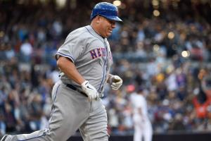 bartolo colon home run tattoo mets fan