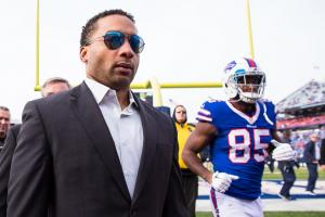 Bills' Doug Whaley expects three rookies to start