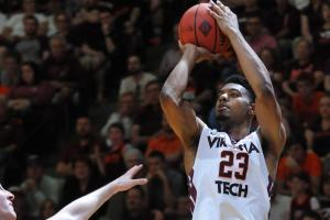 Virginia Tech's Jalen Hudson transfers to Florida