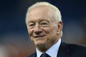 Jerry Jones in favor of Las Vegas expansion