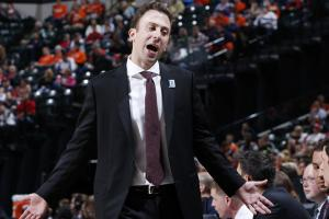Minnesota's Pitino overspent on private jet travel
