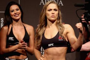 Dana White unsure when Rousey will fight again