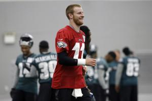 Carson Wentz: I don't expect tension with Bradford