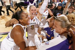 WNBA players reflect on the last 20 years