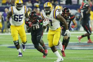 LSU's Fournette has $20M in injury insurance