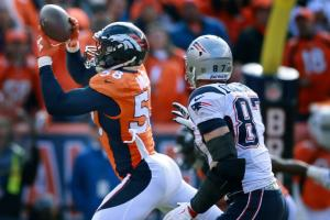 Denver Broncos don't think Rob Gronkowski should have been on the Madden cover