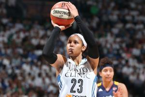 Maya Moore Q&A: Talks WNBA season, Rio Olympics