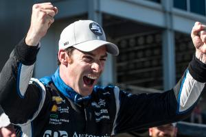 Pagenaud wins Angie's List Grand Prix in rout