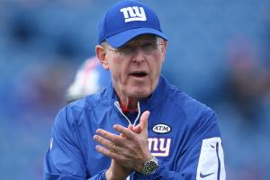 Tom Coughlin said he was 'hurt' by the Giants decision to move forward without him.