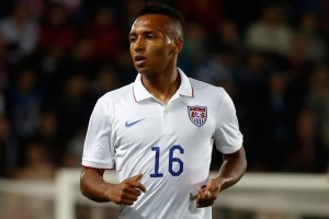 Julian Green will be with the USA for a friendly against Puerto Rico